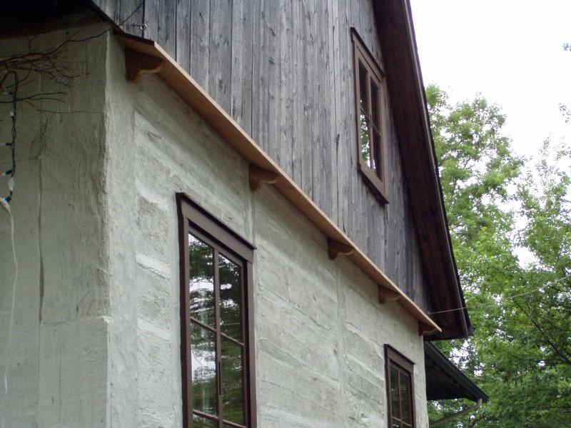 Maison marquis maisons traditionnelles des patriotes for Bourcier porte et fenetre