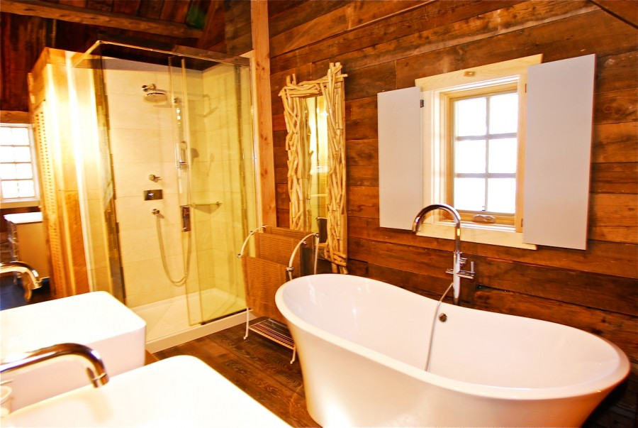 Salle de bain hors du commun