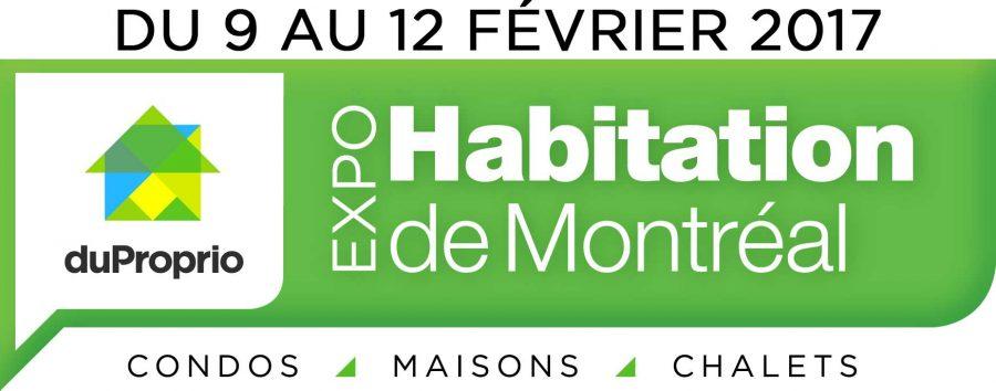 Salon expo Habitation 2017, nous serons présents.