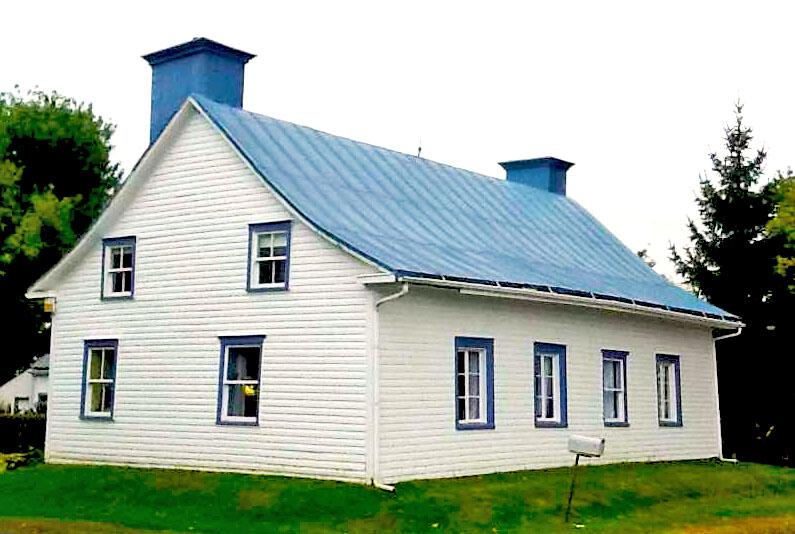 Nouvelle maison ancestrale disponible